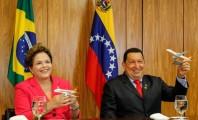 Dilma e Chavez indicam, sutilmente, o que oposicionistas devem fazer caso percam nas eleições de domingo