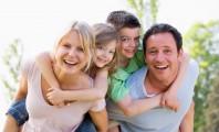 Nada estraga a felicidade da família Palhares. Nem o Russomano