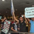 Manifestantes também marcaram um tuitaço, para tentar alcançar internautas apoiadores em Cuba