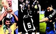 Viola, Vampeta e Messi em Copas