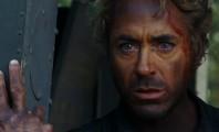 Robert Downey Jr. após beber petróleo