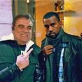 José Eduardo Cardozo e Kanye West se encontraram recentemente em uma Starbucks de New York