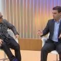 Cesar Souza Júnior e Cacau Menezes