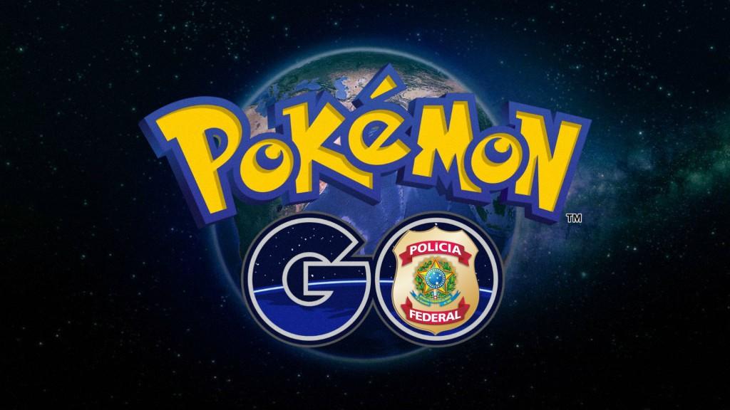 Pokemon Gol Polcia Federal