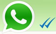whatsapp double check