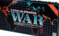 continente perdido war